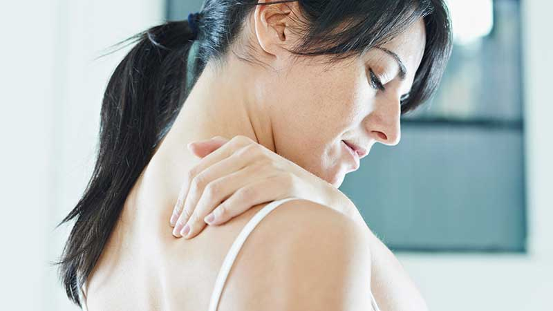 Upper Back & Neck Pain Treatment in Mesa